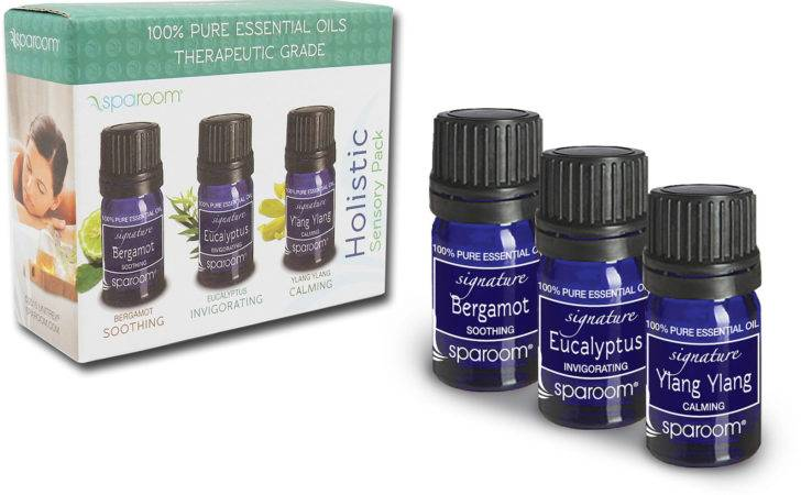 Spa Room Essential Oil Holistic Sensory Pack Oils Each