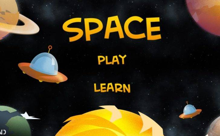 Space Planets Kids Android Apps Google Play