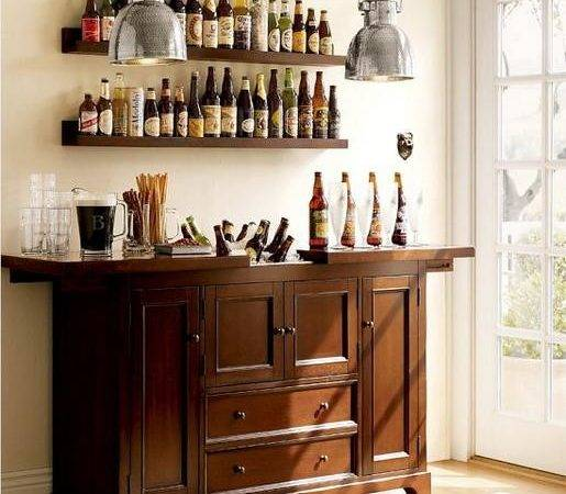 Space Saving Furniture Small Home Bars Interior Decorating