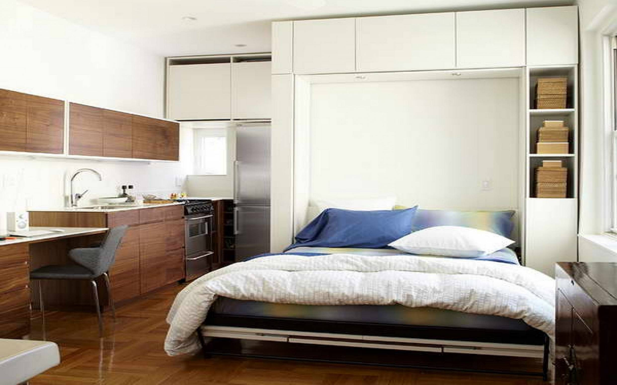 Space Saving King Beds Ideas