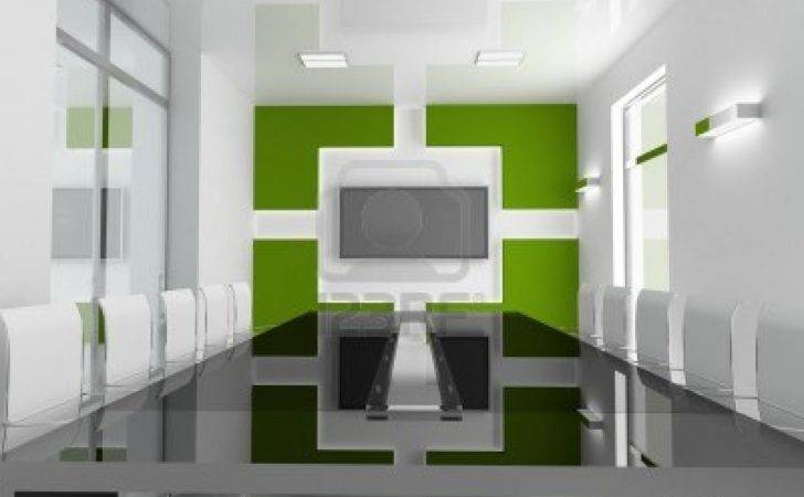 Spaces Green Office Modern Offices White Chairs Contemporary Interior