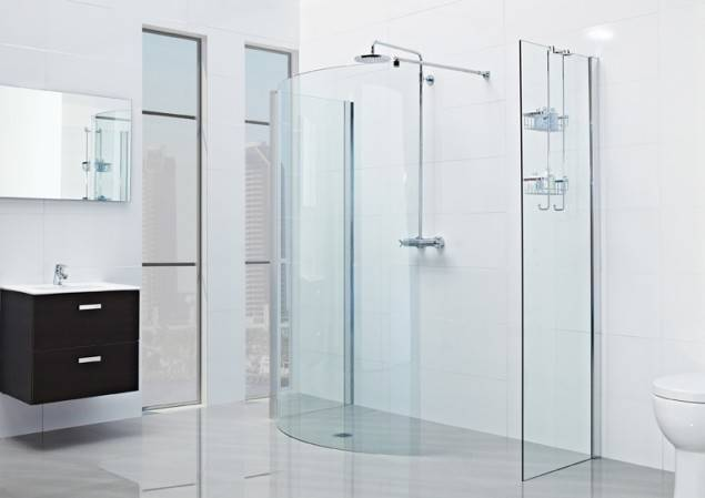 Spacious Luxurious Walk Shower Enclosures Roman Showers Blog