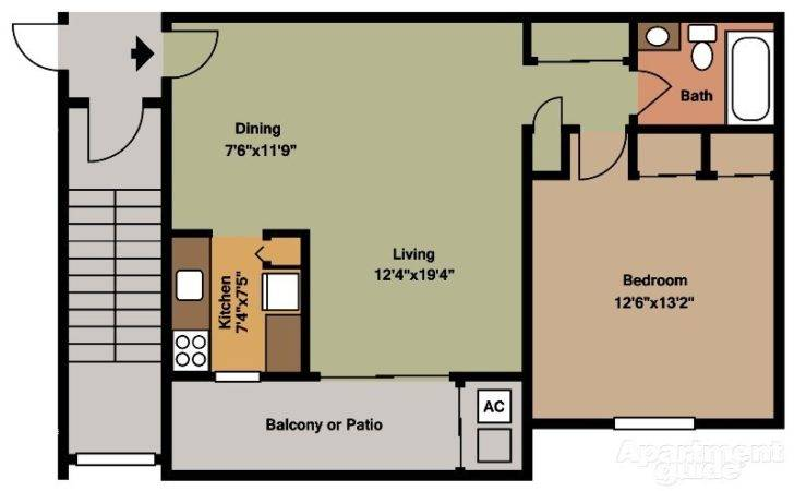 Spacious One Bedroom Apartments Lower Bucks County