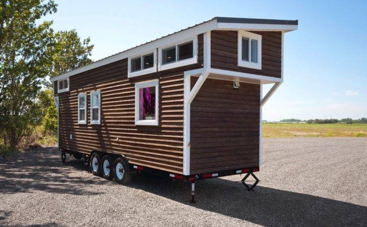 Spacious Steel Framed Tiny House Ready Hit Road