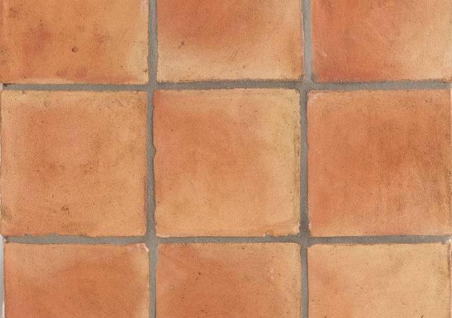 Spanish Handmade Terracotta Tile Mediterranean Wall Floor