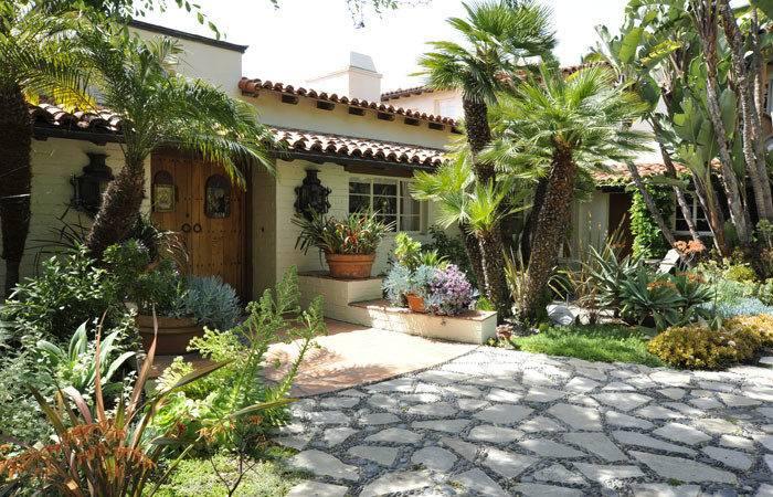 Spanish Style Landscaping Design