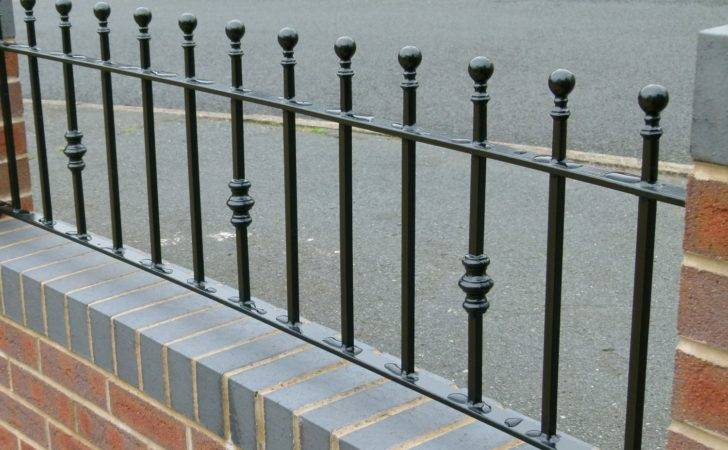 Specifications Wrought Iron Gates Railings