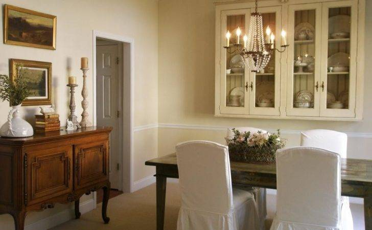 Spice Your Dining Room Stylish Slipcovers Hgtv