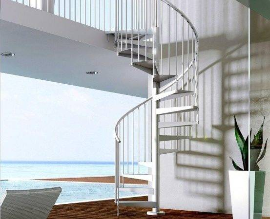 Spiral Staircase Install