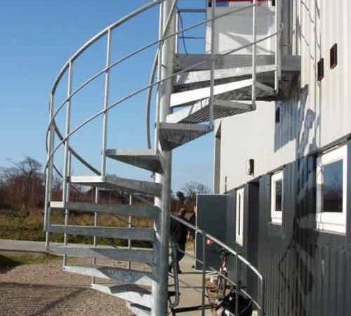 Spiral Staircase Kent