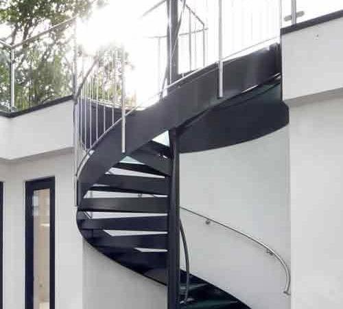 Spiral Staircases Bespoke Kit Form Case Studies