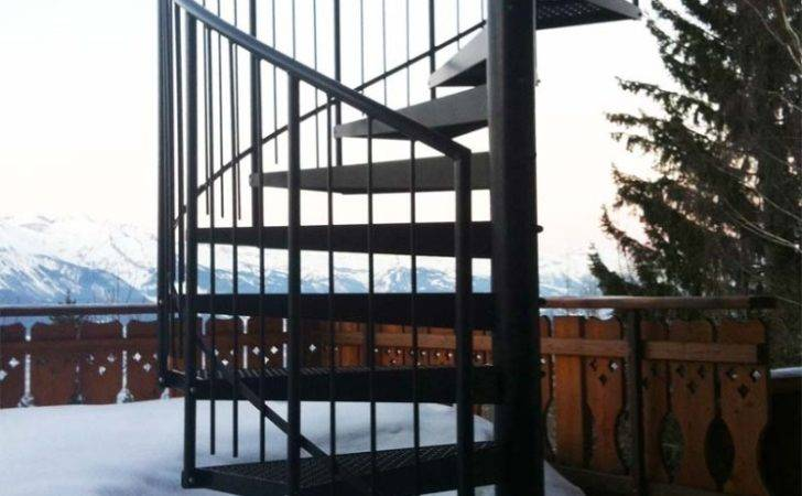 Spiral Staircases Bespoke Staircase Switzerland External