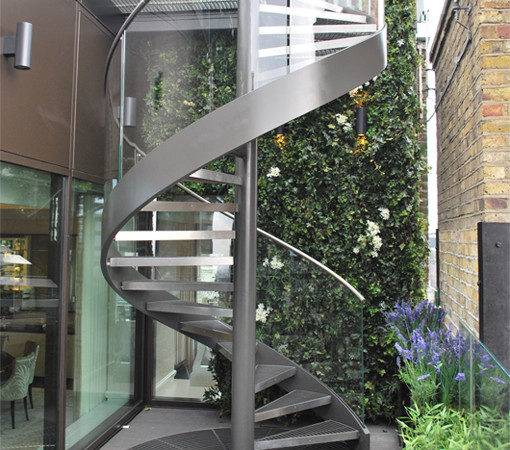 Spiral Staircases Staircaseslondon Stairs