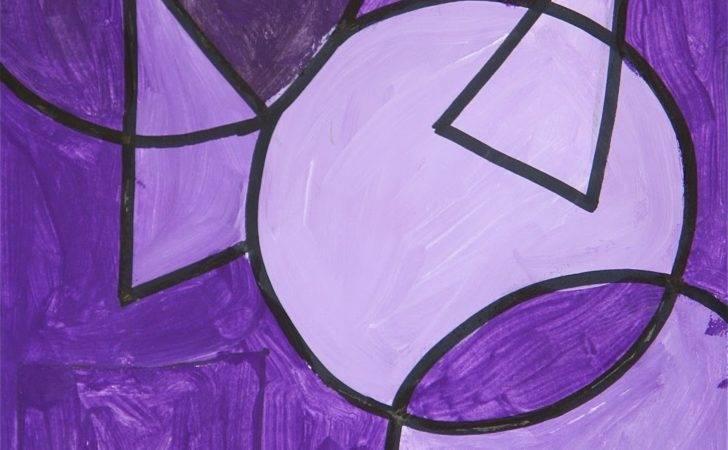 Splish Splash Splatter Monochromatic Paintings