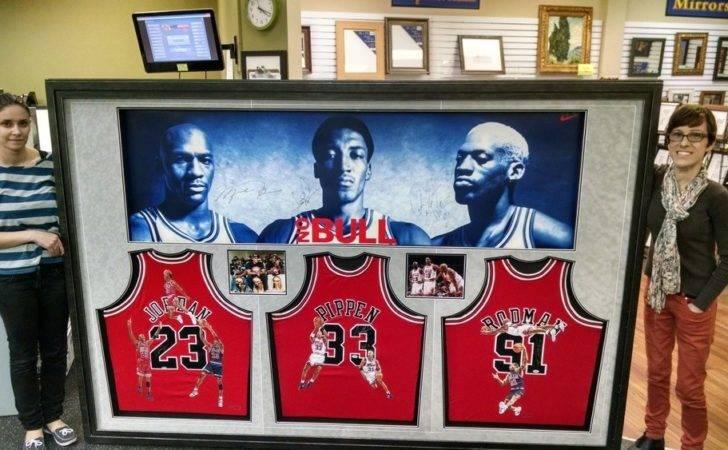 Sports Collectibles Memorabilia Framing