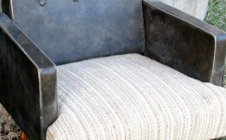 Spray Painted Vinyl Chair Diy Furniture Reupholster