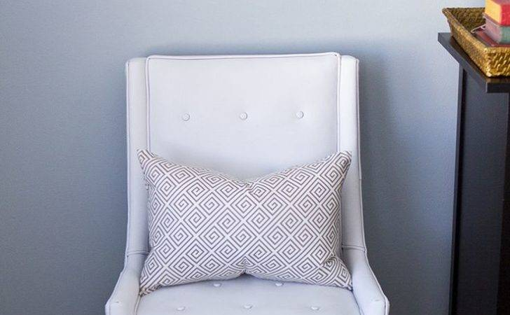 Spray Painted Vinyl Chair Tarea Pinterest