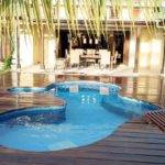 Spruce Your Small Backyard Swimming Pool