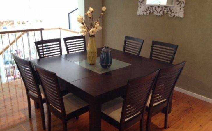 Square Dining Tables Seats Tennsat Kitchen Table