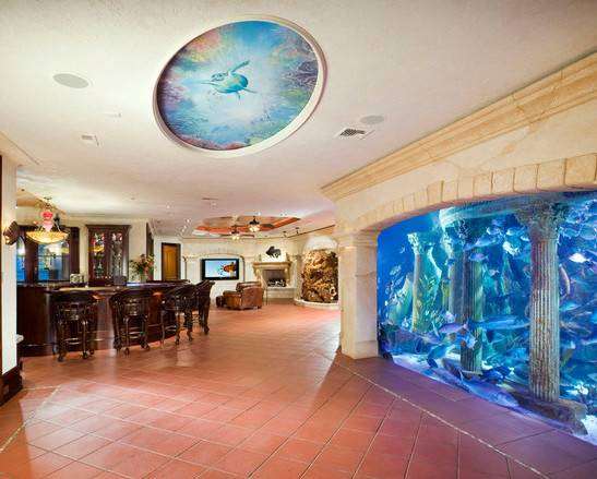 Square Foot Waterfront Mansion Rumson Shown