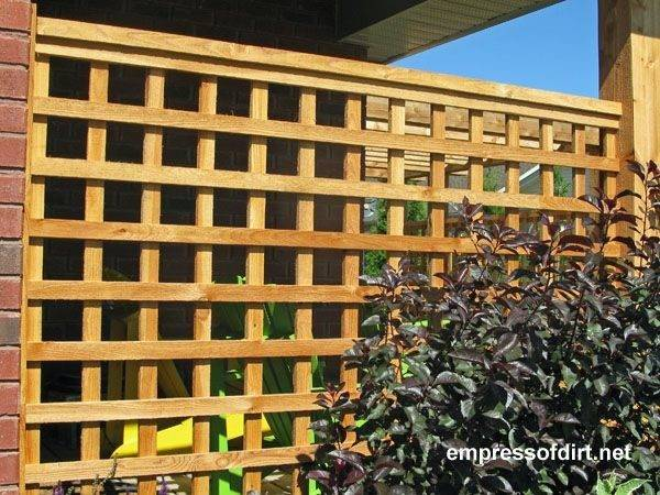 Square Privacy Lattice Design Offers Some Protection Yet Allows