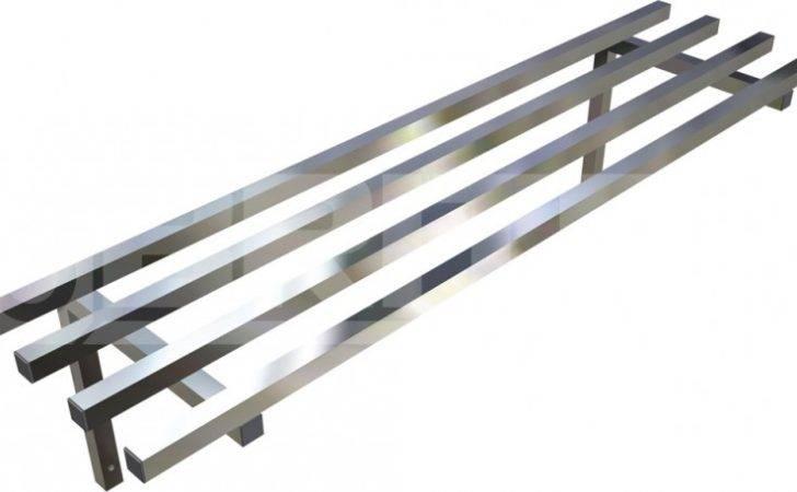Square Tube Shelf Benches Shelves