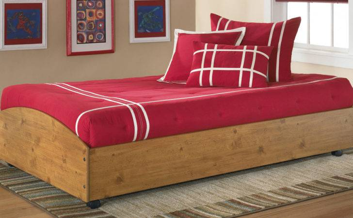 Stages Twin Loft Caster Bed Signature Design Tenpenny