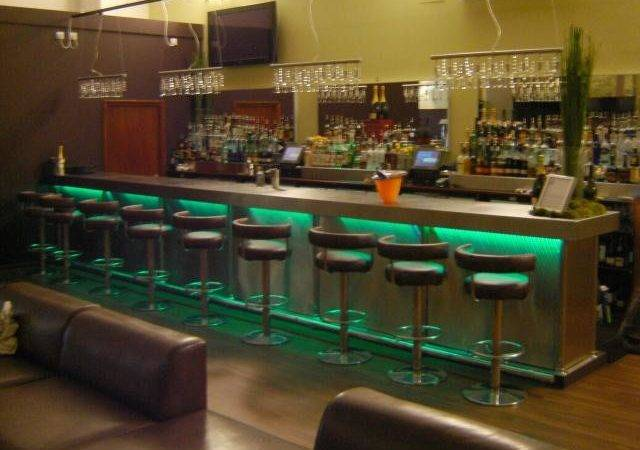 Stainless Engineering Ltd Commercial Bars