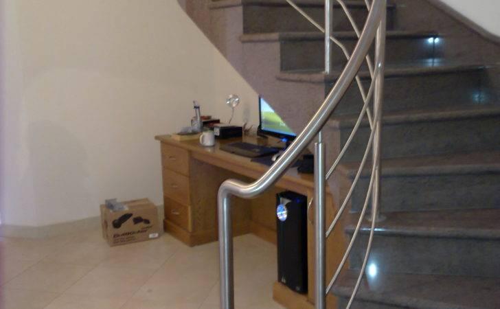 Stainless Steel Handrail Metal Acma Malta