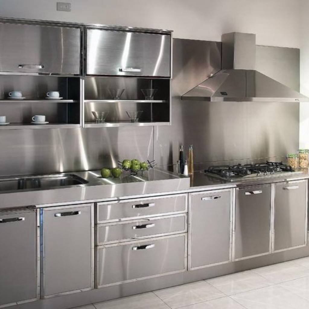 Stainless Steel Kitchen Cabinets Singapore Special