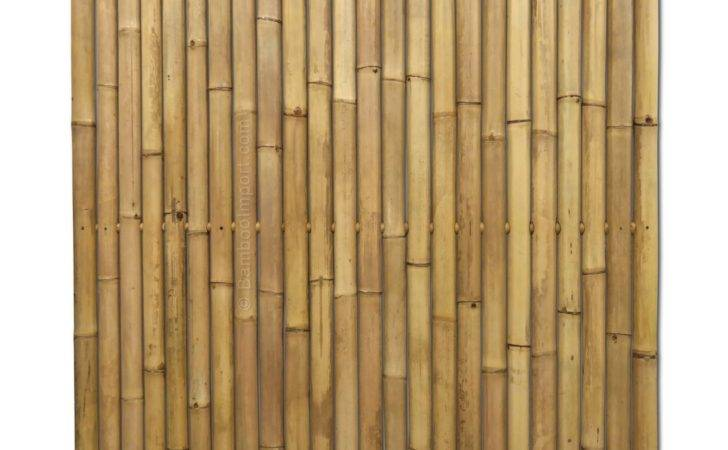 Stainless Steel Mounting Kit Bamboo Fence Panels