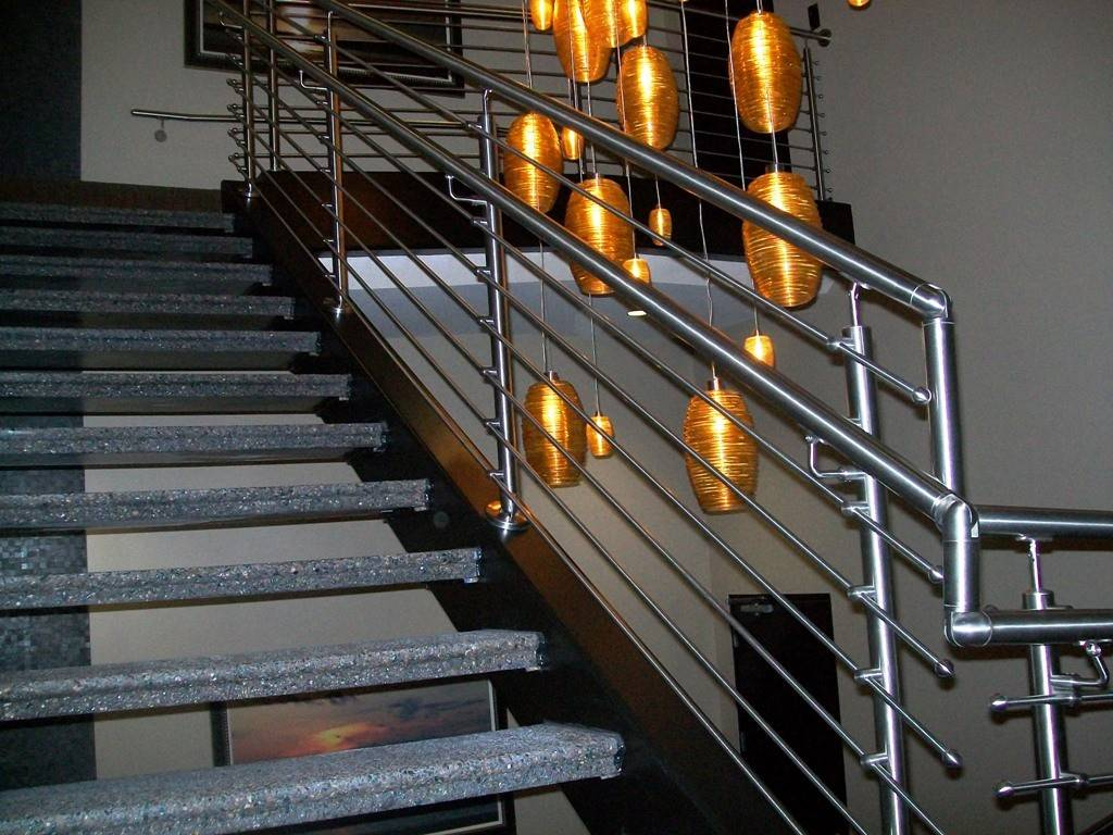Stainless Steel Railings Stairs Stair