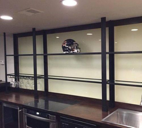 Stainless Steel Shelves Design Custom Metal Home
