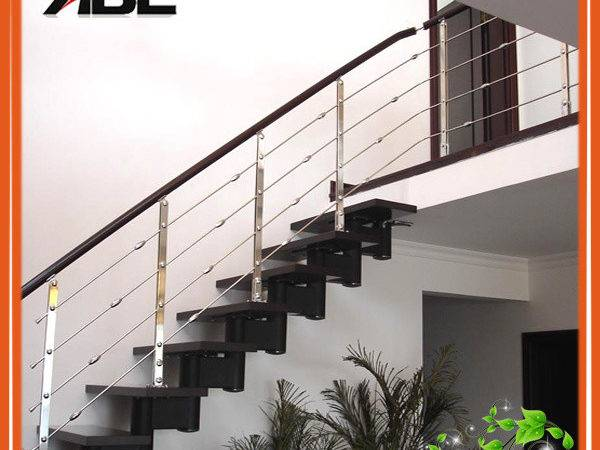 Stainless Steel Stair Railing Designs