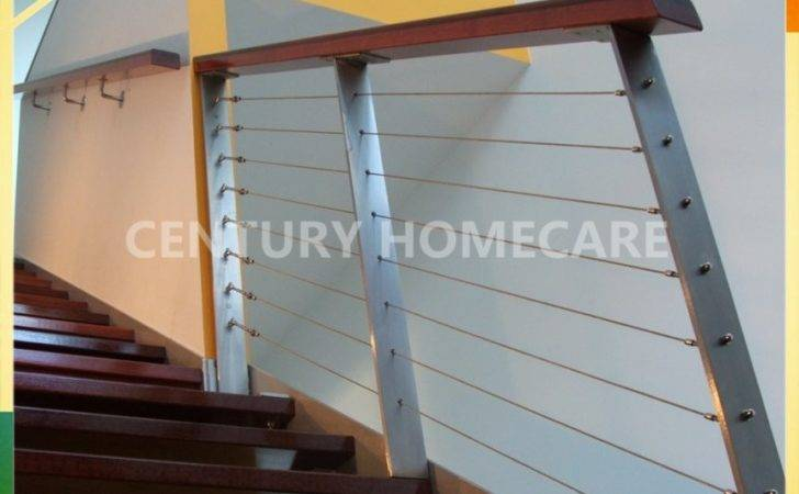 Stainless Steel Staircase Price Handrail Design Kerala