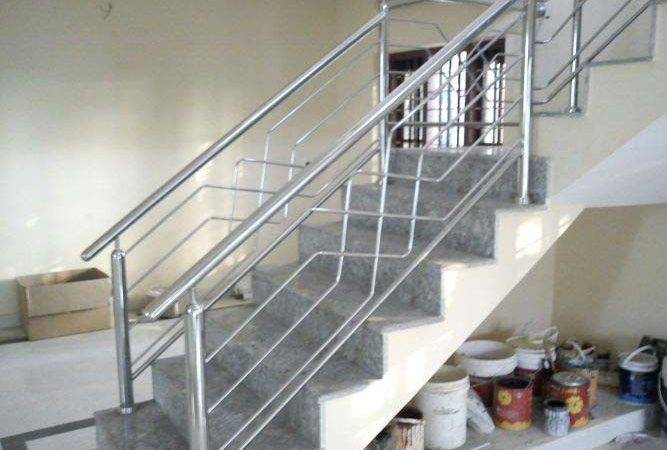 Stainless Steel Staircase Railings Suppliers