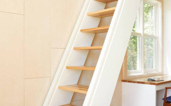 Stair Design Ideas Small Spaces Super Vertical Staircase