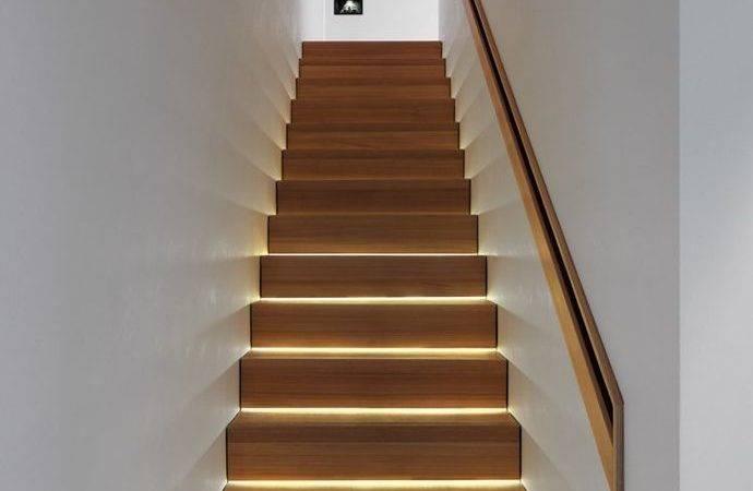 Stair Lighting Pinterest Led Lights Stairs