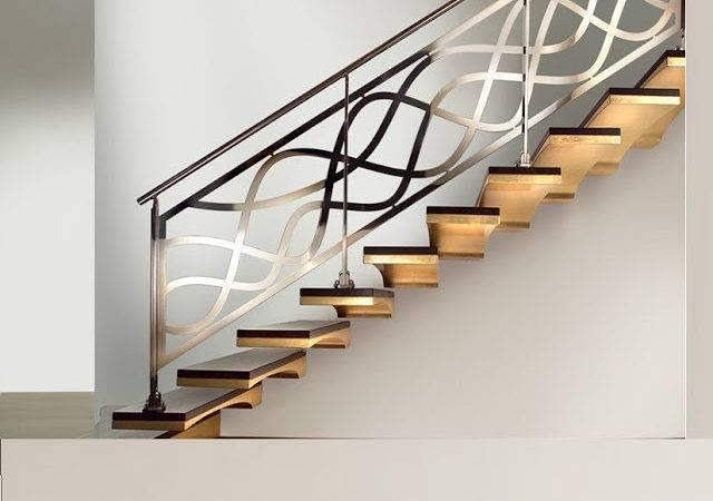 Stair Railing Ideas Designs Modern Style Interior