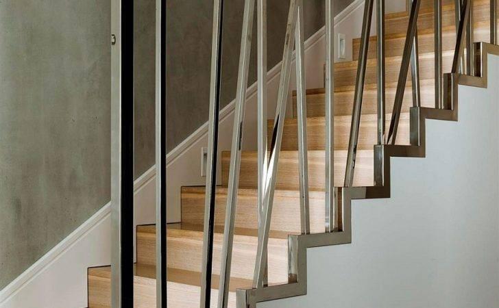 Stair Railing Ideas Modern Staircase Staircases