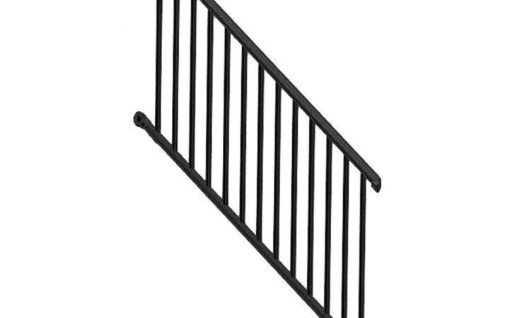 Stair Railings Deck Amp Porch Decking Home Depot