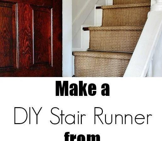 Stair Runner Stairway Carpet Diy