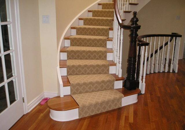 Stair Runners Contemporary Staircase