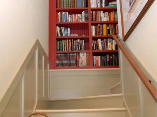 Staircase Landing Library