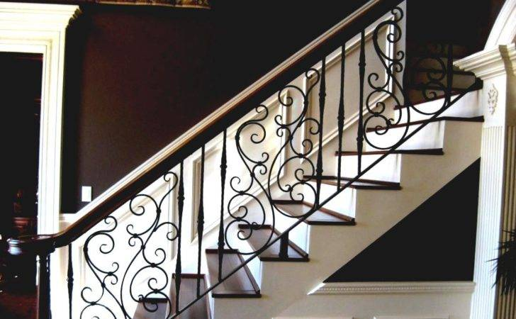 Staircase Railing Design Elegance Stair Ideas Designs Pool