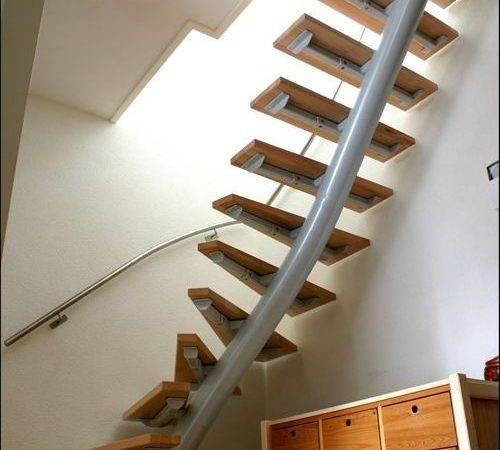 Staircase Small Spaces Beautiful