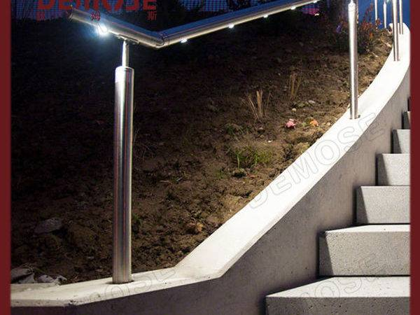 Stairs Handrail Designs Exterior Stair Folding
