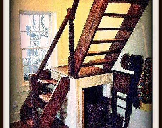 Stairs Issue Custom Small Spaces Smithworksdesign