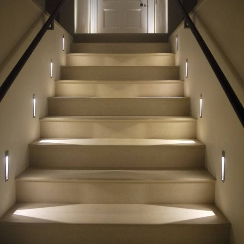Stairs Lighting Lamp Ideas