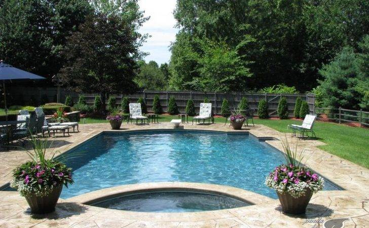 Stamped Concrete Around Pool Google Search